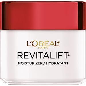 Moisturizer, Moisturizer for Face, Face Moisturizer, Day cream, Day Moisturizer, Revitalift, L'Oreal