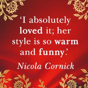 Nicola Cornick quote on New York Times Bestselling author Tessa Dare's 99p book