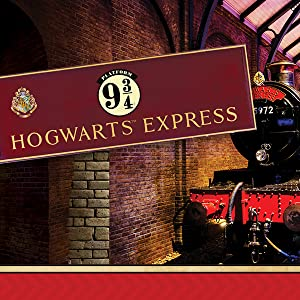 Platform 9 3/4 Hogwarts Express