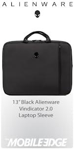 2c56767cd4 Mobile Edge Alienware Vindicator 2.0 Messenger Bag (13