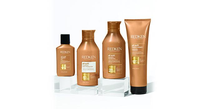 redken all soft mega shampoo conditioner dry hair paul mitchell amika ramp;co