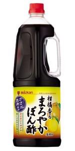ミツカン 柑橘香るまろやかぽん酢 1.8L