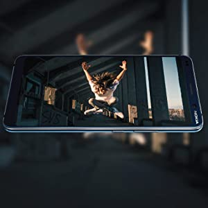 Nokia 8 Display Eigenschaften