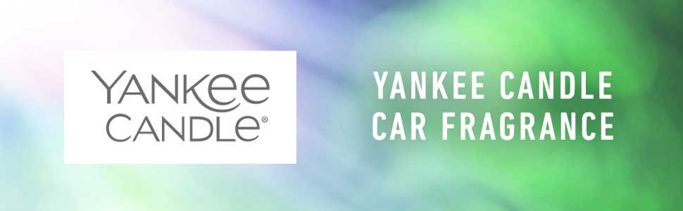 Yankee Candle Car Fragrance Banner