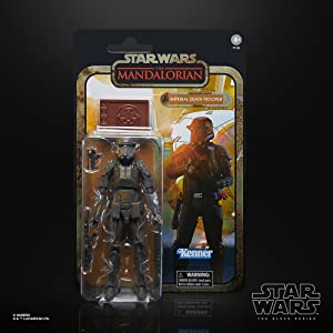 Star Wars The Black Series Credit Collection Imperial Death Trooper
