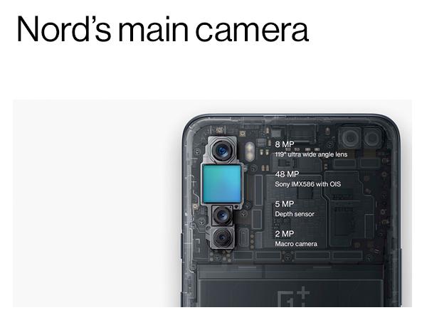 Nord's Main Camera