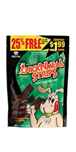 Chick 'N' Meal Strips