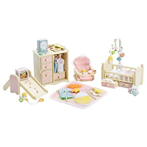 Calico Critters Complete Furniture Set