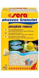 sera 08415 phosvec Granulat