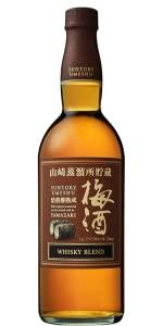 山崎蒸溜所貯蔵 焙煎樽熟成 梅酒