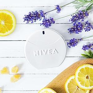 Nivea cream lavender fragrance prfum edt eau de toilette citrus fragrance floral light