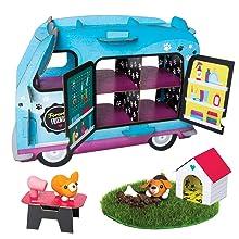 klutz, pet adoption truck, arts and crafts, activity