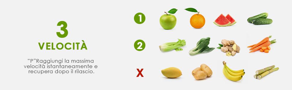 Centrifuga Frutta e Verdura, Aicook Estrattore di Succo con 65MM Bocca Larga, Finestra del Succo Visivo, Piedi Anti-scivolosi e Facile Pulizia, Centrifuga di Acciaio Inox con 3 Velocità, Senza BPA