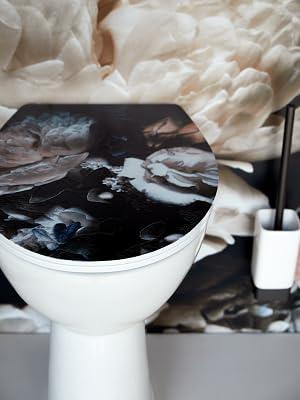 Het assortiment wc-brillen biedt een enorme keuze aan vormen, kleuren, patronen, motieven, materiaal