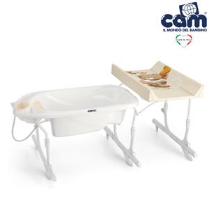 Cam Il Mondo Del Bambino C518 240 Idro Baby Estraibile Da 0 A 11 Kg 99 144 X 84 X 65 Cm Amazon It Prima Infanzia