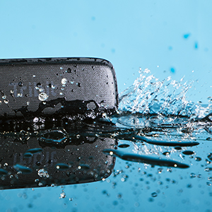 Altavoces de 12 W Inalámbricos Bluetooth con un sonido superior, Bluetooth 5, Impermeable IPX7