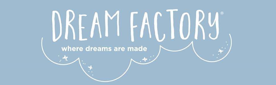 logo dream factory kids bedding
