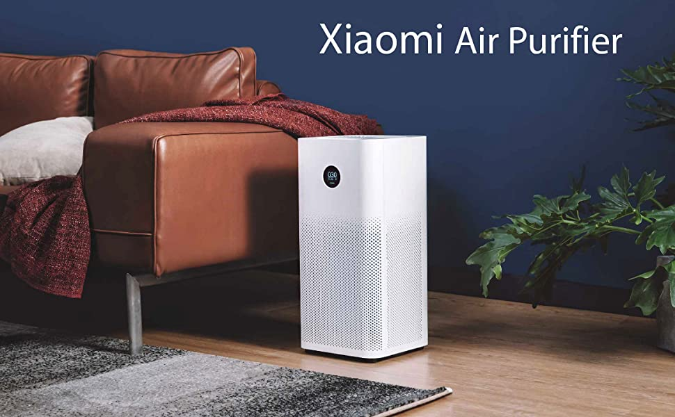 Xiaomi AC-M6-SC Air Purifier 3H UE, Blanco, única, 31 W, 1 milliliters: Amazon.es: Hogar