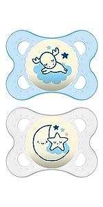 Amazon.com: Chupete ortodóntico recién nacido ...