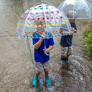 umbrella, bubble, bubble umbrella, clear umbrella, fashion umbrella, totes, totes umbrella