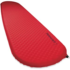 Therm-a-Rest ProLite Plus Ultralight Self-Inflating Backpacking Pad, WingLock Valve