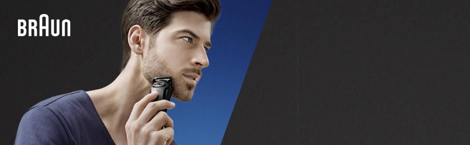 Braun Beard Trimmer Bt3022 And Hair Clipper Lifetime Sharp Blades Co Uk Health Personal Care