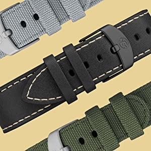Expedition Chronograph Straps