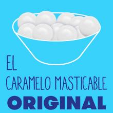 Caramelo masticable original