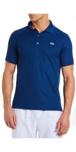 golf polos for men; Amazon essentials Men's regular fit cotton pique polo shirt; puma polo shirts