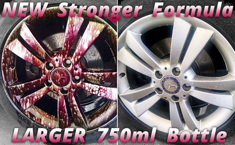 sonax wheel cleaner plus rims