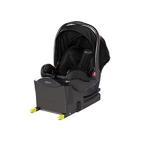 Graco, silla de bebé para el coche SnugRide i-Size