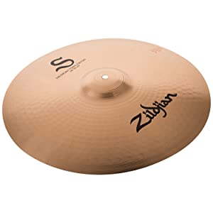 zildjian, medium thin crash, 20, beginner, starter, bundle, pro, professional, quality, S Family