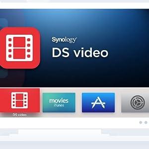 Synology DS218play 2 Bay Desktop NAS Enclosure