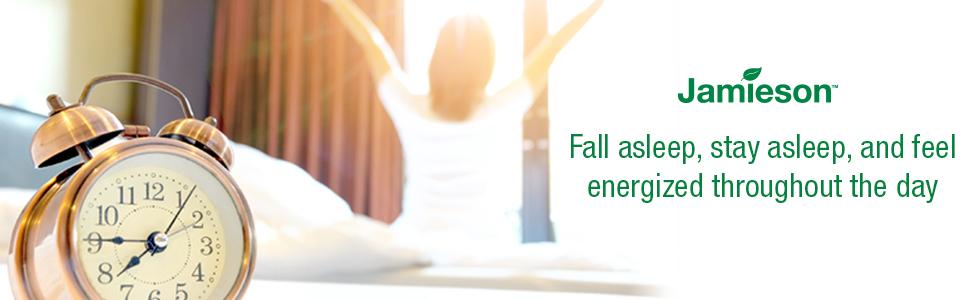natural sleep aids, natural energy supplements