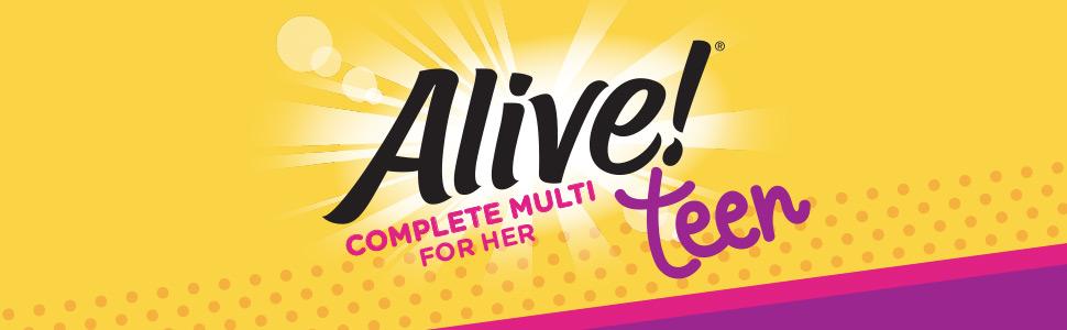 Alive Teen Female