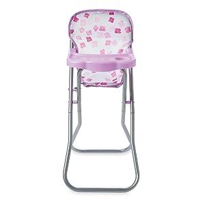 Amazoncom Manhattan Toy Baby Stella Blissful Blooms High Chair