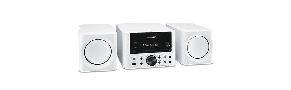 Sharp XL-LS703B-GB Sharp Bluetooth - TiendaMIA com