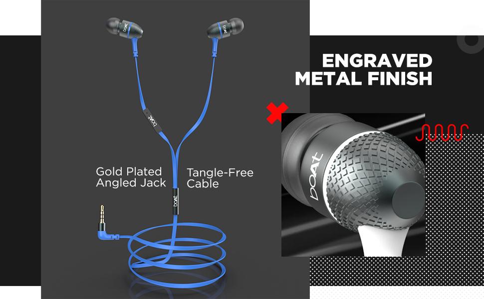 wired earphones