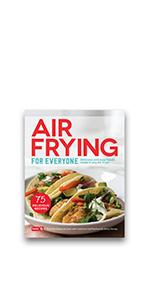 air; fryer; cook; book