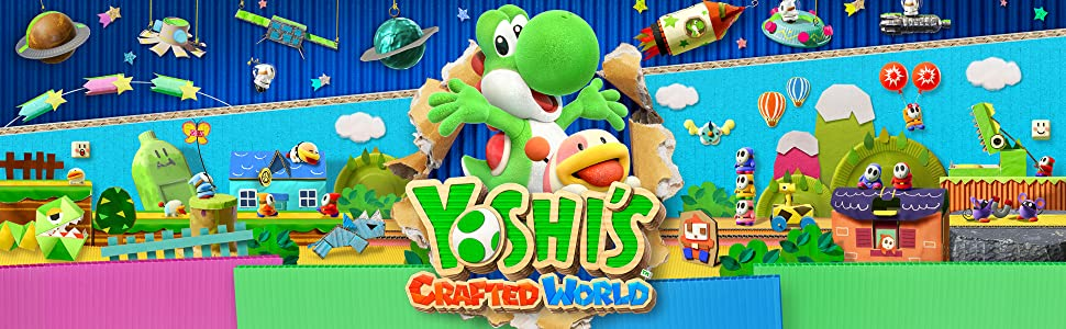 YoshisCraftedWorld Banner