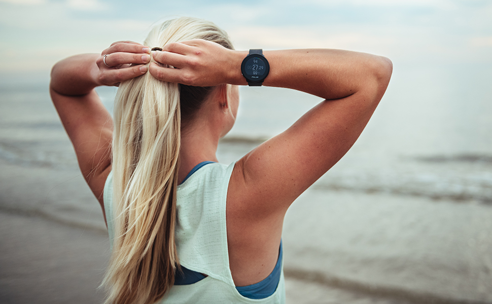 Polar Unite; fitness watch; waterproof fitness watch; heart rate watch; gps watch; sports watch;