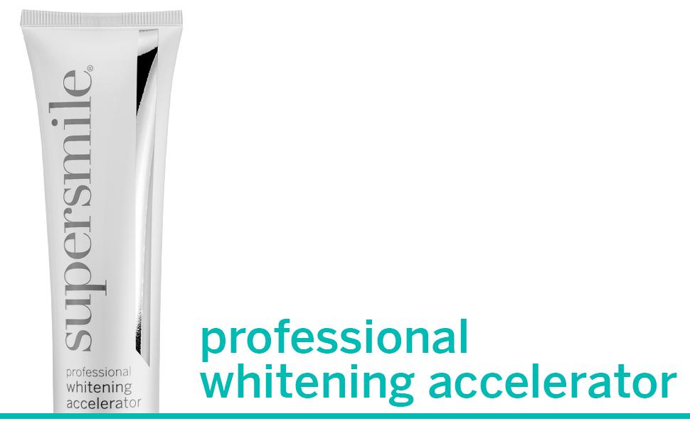 professional whitening accelerator