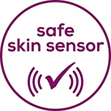 safe skin sensor
