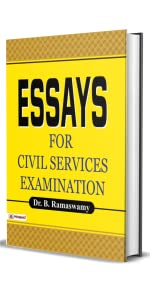 Essays for Civil Services Examination by DR. B. Ramaswamy