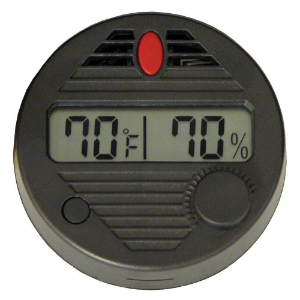 digital hygrometer, cigar humidity, cigar accessory, accurate humidity