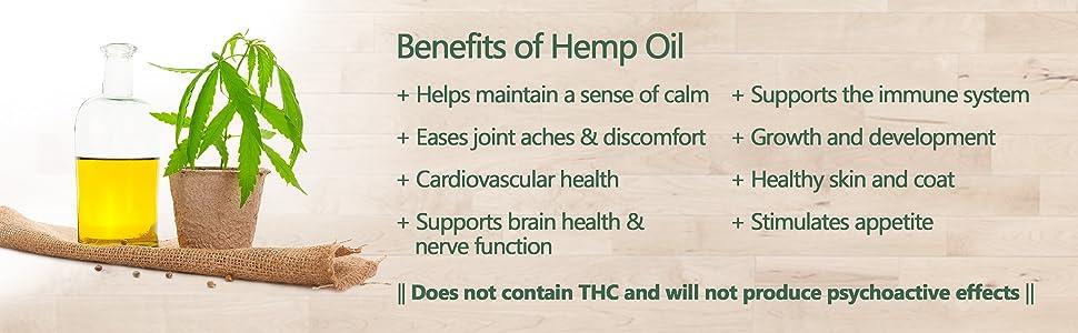 hemp oil benefits calm joint aches