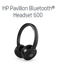 HP Pavilion Bluetooth Headset 600