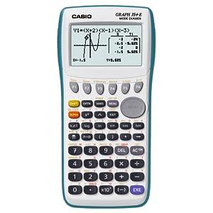 Graph 35+E, calculatrice graphique, CASIO