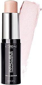 loreal paris, highlight sticks, face makeup