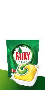 ... Fairy Todo en 1 Limón 125 ...